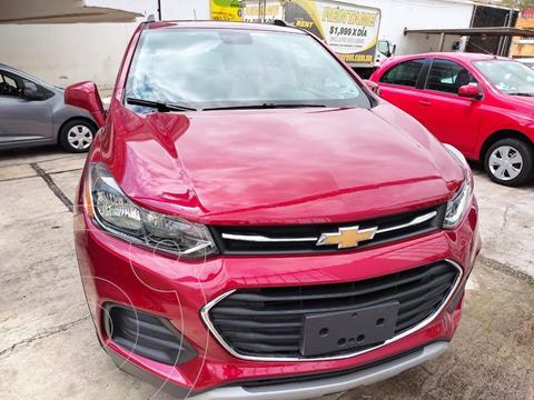 Chevrolet Trax LT Aut usado (2020) color Rojo precio $337,800