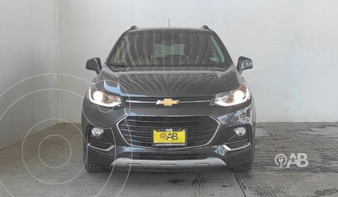 Chevrolet Trax Premier Aut usado (2018) color Gris precio $285,000