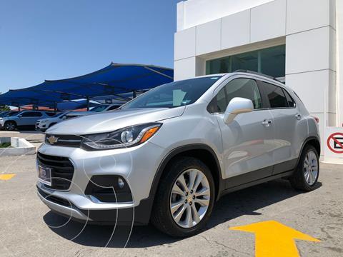 Chevrolet Trax Premier Aut usado (2020) color Plata Dorado precio $330,000