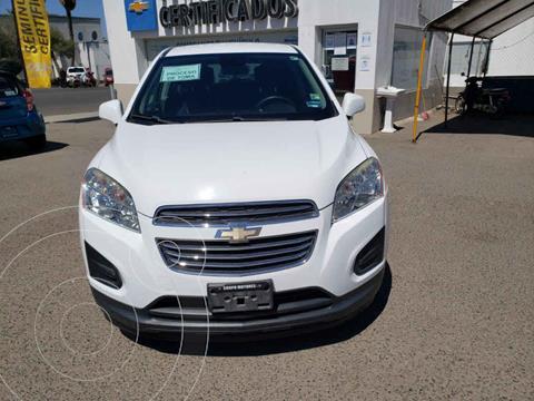 Chevrolet Trax LS usado (2016) color Blanco precio $215,000