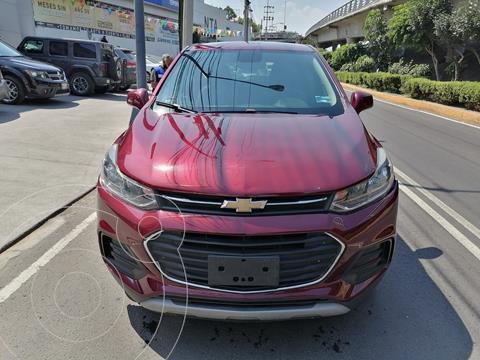 Chevrolet Trax LT Aut usado (2017) color Rojo precio $228,000