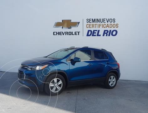 Chevrolet Trax LT Aut usado (2019) color Azul precio $295,000