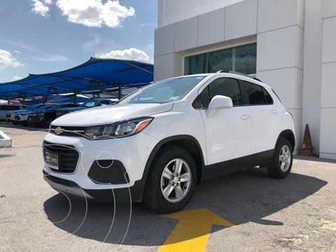 Chevrolet Trax LT Aut usado (2019) color Blanco precio $320,000