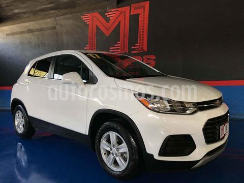 Chevrolet Trax LT usado (2017) color Blanco precio $216,000