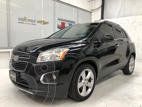 Chevrolet Trax LTZ usado (2015) color Negro precio $228,000