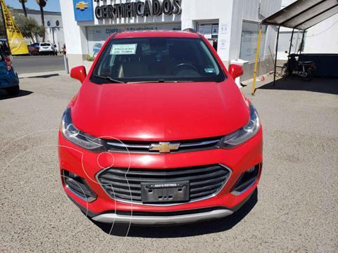 Chevrolet Trax Premier Aut usado (2018) color Rojo precio $325,000