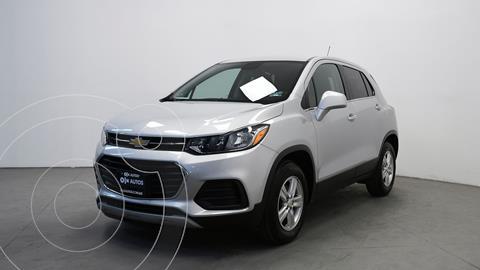Chevrolet Trax LT Aut usado (2018) color Plata Dorado precio $273,500