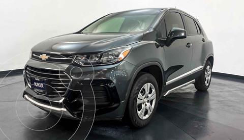 Chevrolet Trax LS usado (2018) color Negro precio $212,999