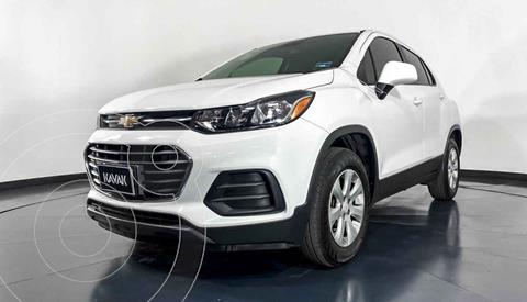 Chevrolet Trax LS usado (2018) color Blanco precio $217,999