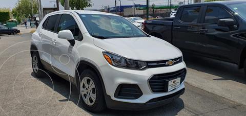 Chevrolet Trax LS usado (2018) color Blanco precio $250,000