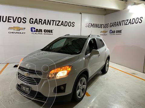Chevrolet Trax LTZ usado (2016) color Blanco precio $255,000