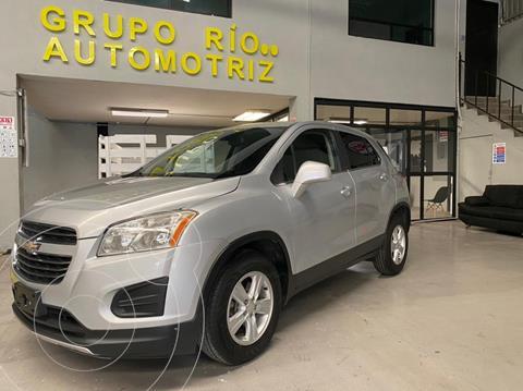 Chevrolet Trax LT Aut usado (2016) color Plata Dorado precio $209,000