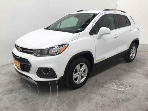 Chevrolet Trax LT usado (2019) color Blanco precio $299,000