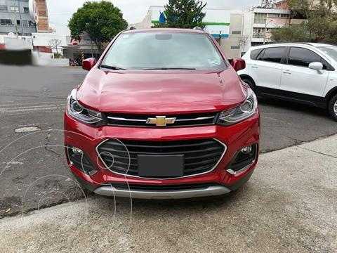 Chevrolet Trax Premier Aut usado (2020) color Rojo precio $320,000