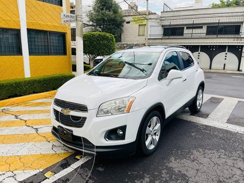 Chevrolet Trax LTZ Turbo usado (2014) color Blanco precio $209,900