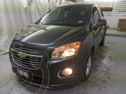 Chevrolet Trax LT Aut usado (2016) color Gris precio $189,000