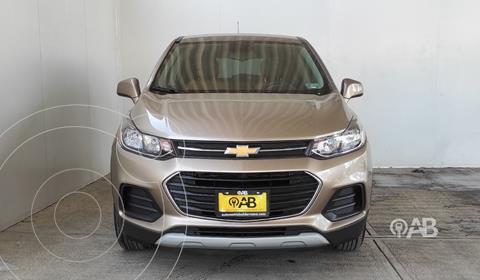 Chevrolet Trax LT Aut usado (2018) color Aqua precio $250,000
