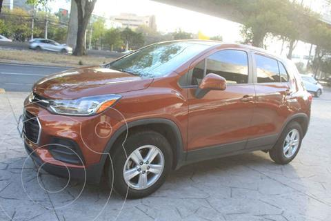 Chevrolet Trax LS usado (2019) color Marron precio $265,000