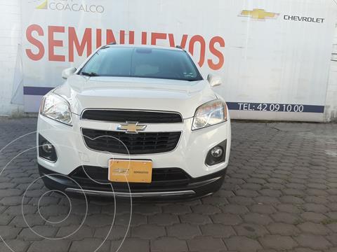 Chevrolet Trax LTZ usado (2014) color Blanco precio $193,000
