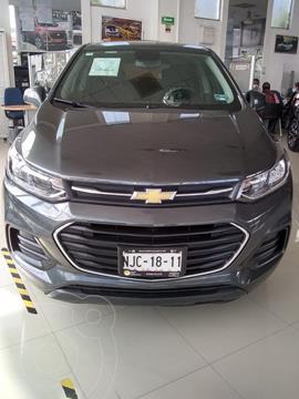 Chevrolet Trax LS usado (2019) color Gris Oscuro precio $278,500