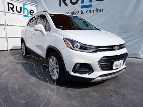 Chevrolet Trax Premier Aut usado (2019) color Blanco precio $318,000