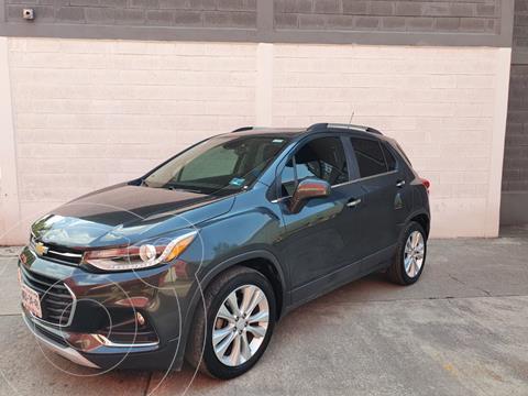 Chevrolet Trax Premier Aut usado (2019) color Gris precio $290,000