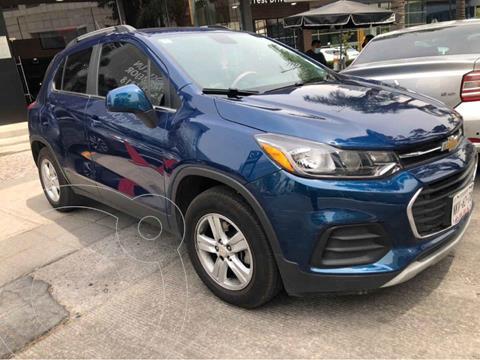 Chevrolet Trax LT usado (2019) color Azul precio $280,000