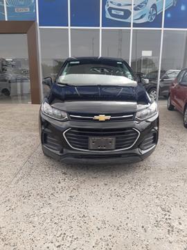 Chevrolet Trax LS usado (2018) color Negro precio $255,000