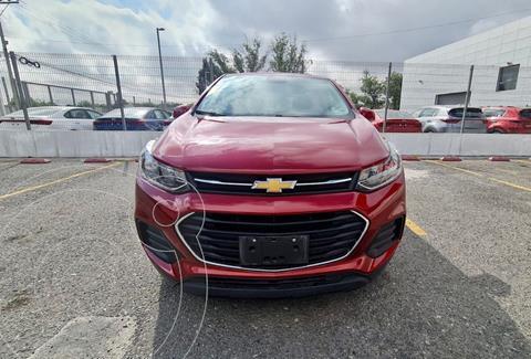 Chevrolet Trax LS usado (2019) color Rojo Cobrizo precio $259,900