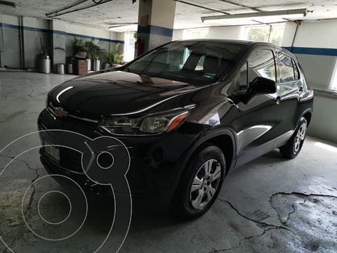 Chevrolet Trax LS usado (2018) color Negro precio $221,000