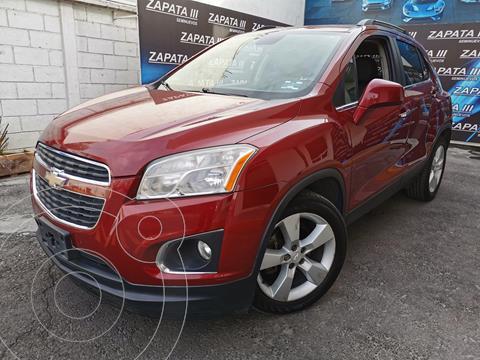 Chevrolet Trax LT Aut usado (2014) color Rojo Tinto precio $190,000