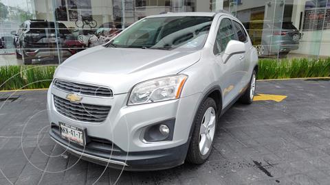 Chevrolet Trax LT Aut usado (2013) color Plata Dorado precio $185,000