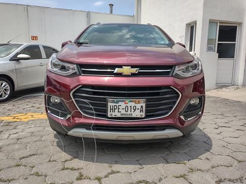Chevrolet Trax Premier Aut usado (2017) color Rojo Tinto precio $315,000