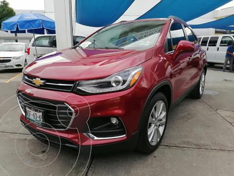 Chevrolet Trax Premier Aut usado (2019) color Rojo precio $325,000