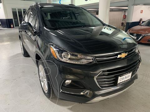 Chevrolet Trax Premier Aut usado (2019) color Negro precio $326,000