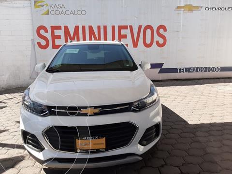 Chevrolet Trax LT Aut usado (2020) color Blanco precio $310,000