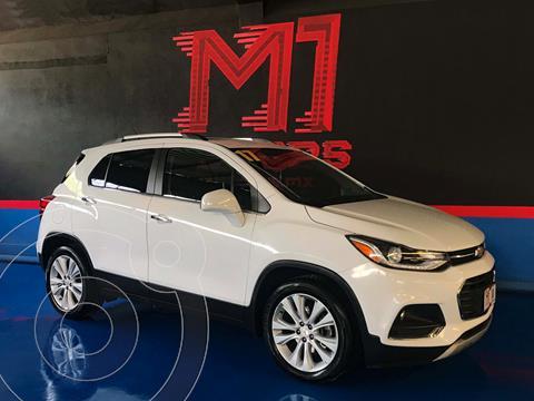 Chevrolet Trax Premier Aut usado (2017) color Blanco precio $285,000