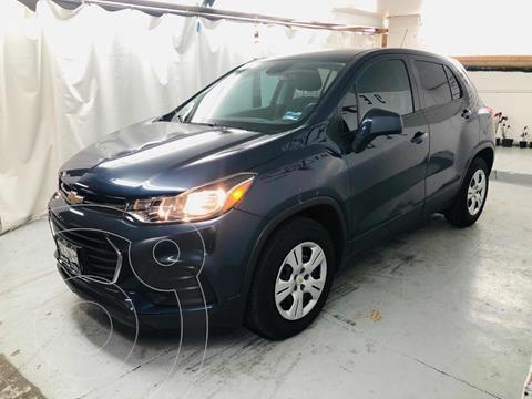 Chevrolet Trax LS usado (2018) color Azul precio $214,900
