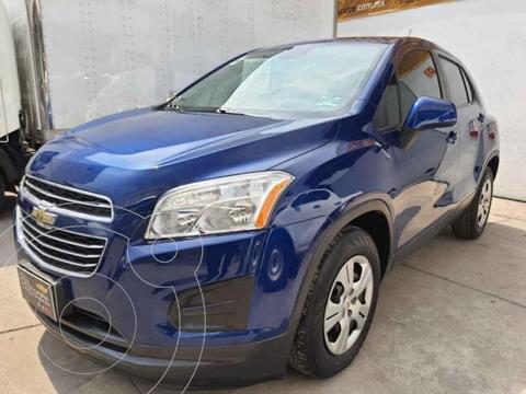 Chevrolet Trax LS usado (2016) color Azul precio $199,000
