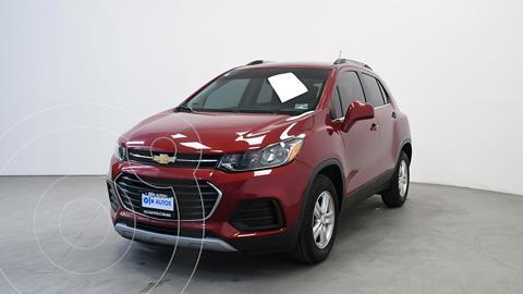 Chevrolet Trax LT Aut usado (2019) color Rojo precio $283,000