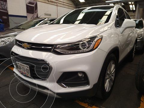 Chevrolet Trax Premier Aut usado (2019) color Blanco precio $319,000