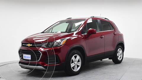 Chevrolet Trax LT Aut usado (2019) color Rojo precio $307,500