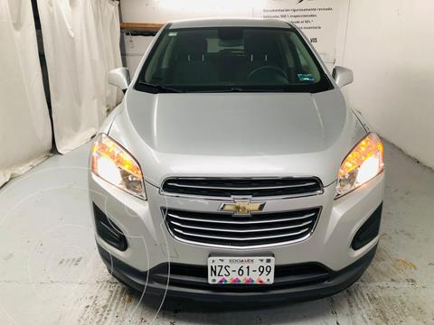 Chevrolet Trax LS usado (2016) color Plata Dorado precio $185,000