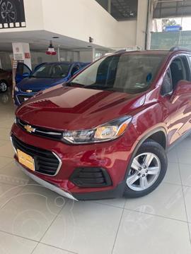 Chevrolet Trax LT usado (2019) color Rojo precio $330,000