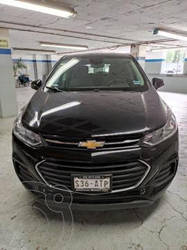 Chevrolet Trax LS usado (2018) color Negro precio $221,900