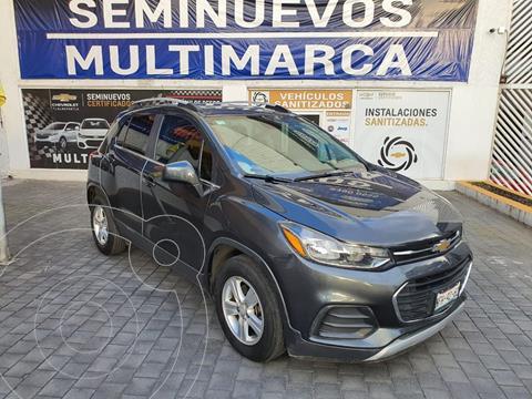 Chevrolet Trax LT Aut usado (2017) color Gris precio $250,000