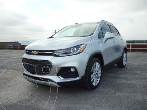 Chevrolet Trax Premier Aut usado (2017) color Plata Dorado precio $255,000