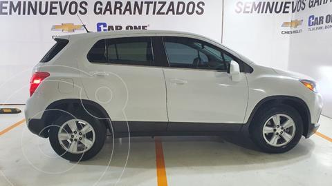 Chevrolet Trax LT Aut usado (2017) color Blanco financiado en mensualidades(enganche $58,750 mensualidades desde $6,500)