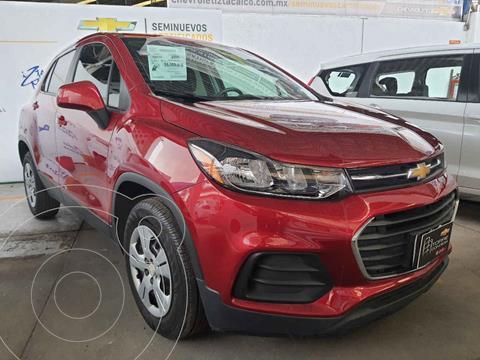 Chevrolet Trax LS usado (2018) color Rojo precio $259,000