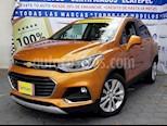 Foto venta Auto usado Chevrolet Trax Premier Aut (2017) color Naranja Metalico precio $299,000